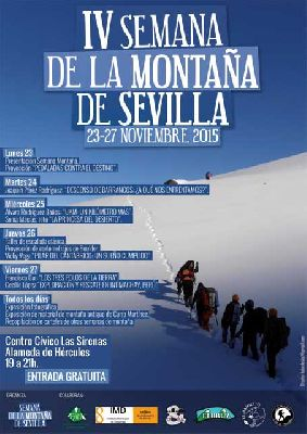 IV Semana de la Montaña de Sevilla 2015