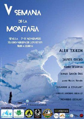 V Semana de la Montaña de Sevilla 2016