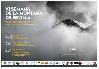 VI Semana de la Montaña de Sevilla 2017