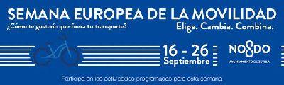 Semana Europea de la Movilidad 2015 en Sevilla