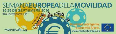 Semana Europea de la Movilidad 2016 en Sevilla