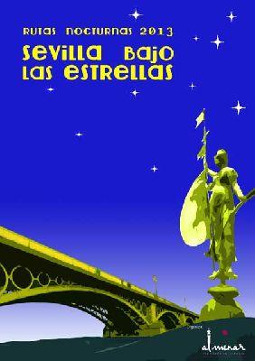 Rutas Sevilla bajo las estrellas (verano 2013)