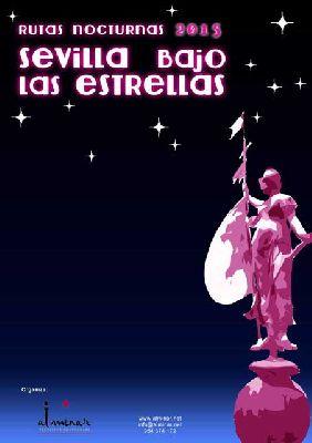 Rutas nocturnas Sevilla bajo las estrellas 2015