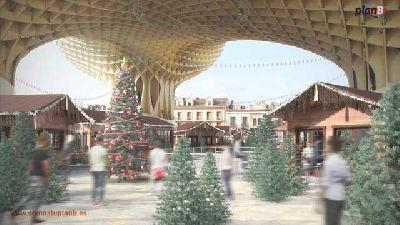 Foto promocional de Sevilla: Ciudad de Laponia
