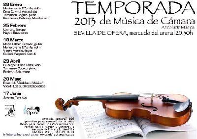 Conciertos: Música de Cámara en Sevilla de Ópera