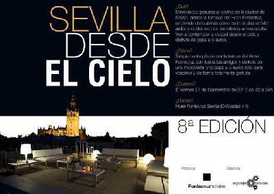 VIII Sevilla desde el cielo en el Hotel Fontecruz