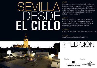 VII Sevilla desde el cielo en el Hotel Fontecruz, septiembre 2013