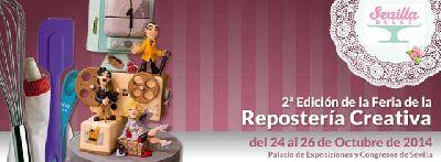 Sevilla Dulce 2014: Feria de la Repostería Creativa en Fibes