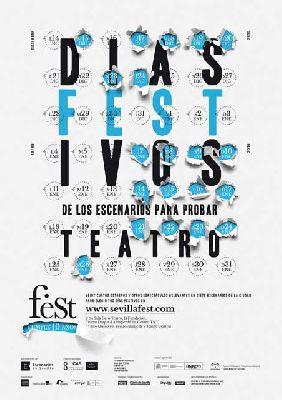 Sevilla feSt 2015-2016 Festival de Artes Escénicas de Sevilla