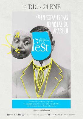 Sevilla feSt 2016-2017 Festival de Artes Escénicas de Sevilla
