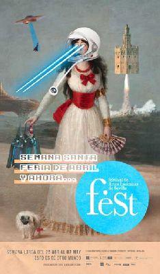 Sevilla feSt 2018 Festival de Artes Escénicas de Sevilla
