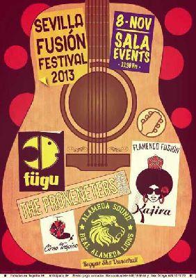 Sevilla Fusión Festival en la Sala Events de Sevilla