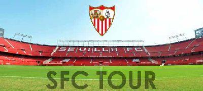Visita al Museo y estadio del Sevilla Fútbol Club