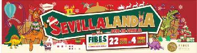 Sevillalandia 2018-2019 en Fibes Sevilla