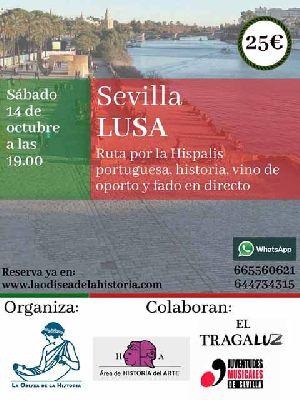 Ruta: Sevilla lusa por La Odisea de la Historia en Sevilla