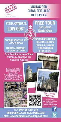 Visitas guiadas a la Catedral por Sevilla Official Tours