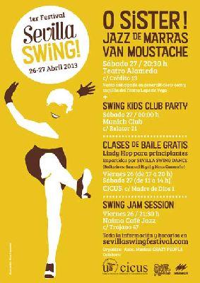 I Festival Sevilla Swing!