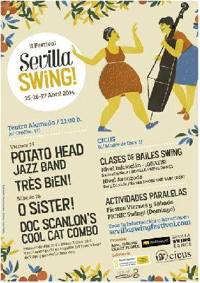 II Festival Sevilla Swing! 2014