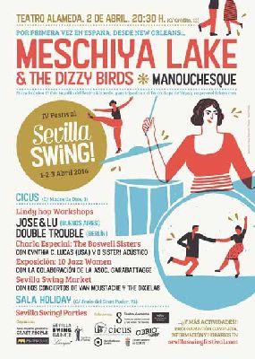 IV Festival Sevilla Swing! 2016