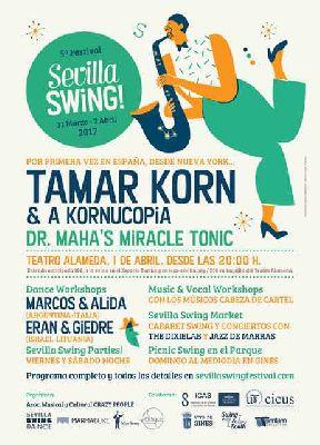 V Festival Sevilla Swing! 2017