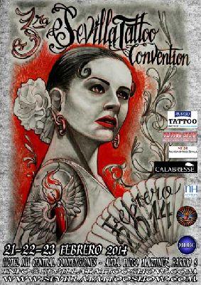 Sevilla Tattoo Convention 2014