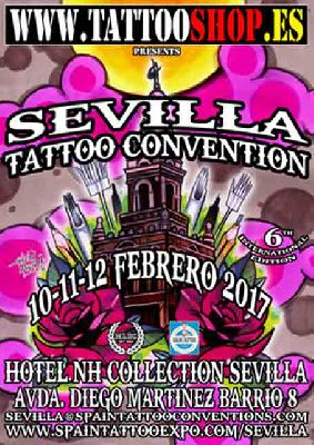 Sevilla Tattoo Convention 2017