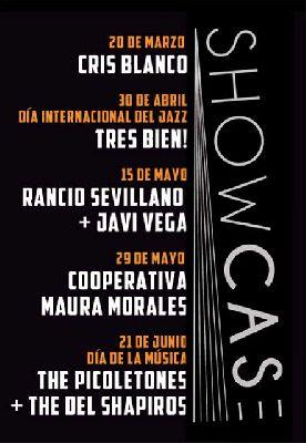 SHOWCASe en el Centro de las Artes de Sevilla 2015