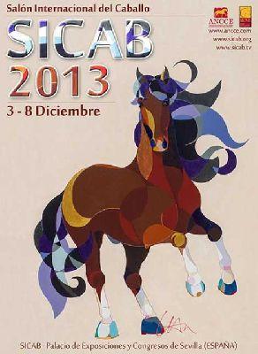 SICAB 2013 Salón del Caballo de Sevilla