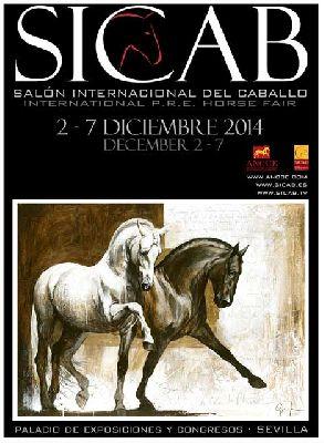 SICAB 2014 Salón del Caballo de Sevilla