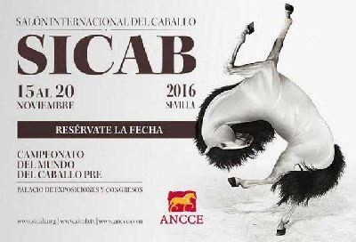 SICAB 2016 Salón del Caballo de Sevilla