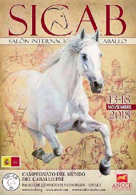 SICAB 2018 Salón del Caballo de Sevilla