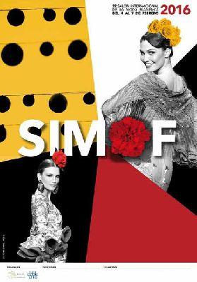 SIMOF 2016 Sevilla Salón Internacional de Moda Flamenca en Fibes
