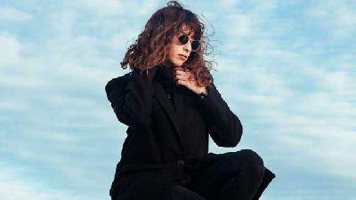 Foto promocional de Soledad Vélez