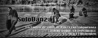 Danza: SoloDanza en La Imperdible de Sevilla 2017