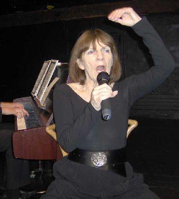 Teatro: Brecht Special con Sonja Kehler en el Centro TNT-Atalaya
