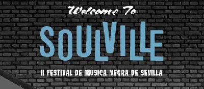Concierto: Soulville Festival 2018 en el CAAC Sevilla