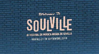 Concierto: Soulville Festival septiembre 2018 en el CAAC Sevilla