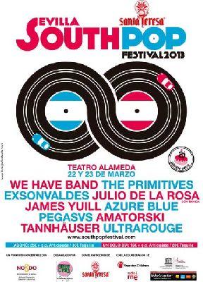 South Pop Festival Sevilla 2013