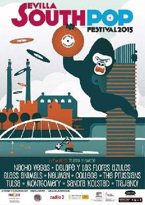 South Pop Festival Sevilla 2015
