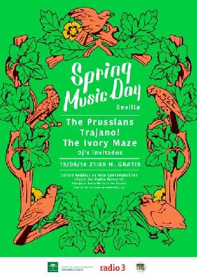 Festival Spring Music Day 2016 en el CAAC Sevilla