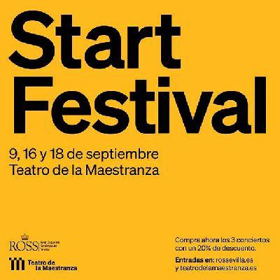Cartel del Start Festival 2020