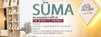 Süma mercado artesano en Sevilla 2017