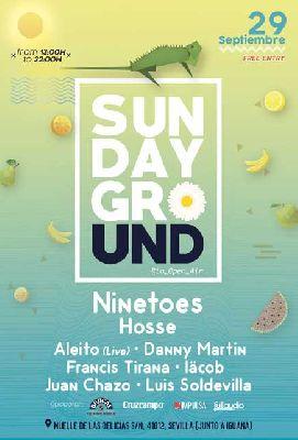 Sundayground - Río Open Air en Sevilla