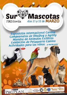 Sur Mascotas 2015 en Fibes Sevilla