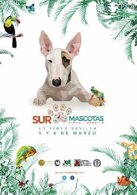 Sur Mascotas 2016 en Fibes Sevilla