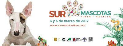 Sur Mascotas 2017 en Fibes Sevilla