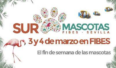 Sur Mascotas 2018 en Fibes Sevilla