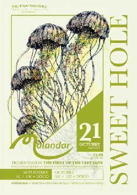 Concierto: Sweet Hole en Malandar Sevilla 2017