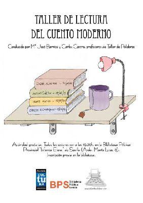 Taller de cuento moderno en la Biblioteca Infanta Elena Sevilla