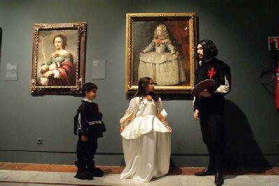 El taller de Velázquez en el Hospital de los Venerables de Sevilla